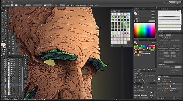 Adobe Illustrator - Ilustraciones y gráficos de alto nivel