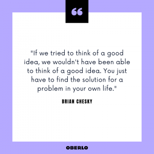 How to Become Your Own Boss: Brian Chesky Quote