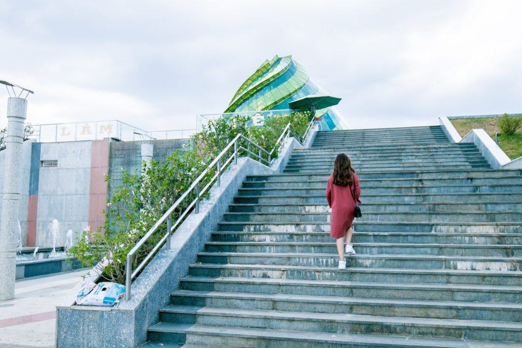 stair climbing as part of a daily routine