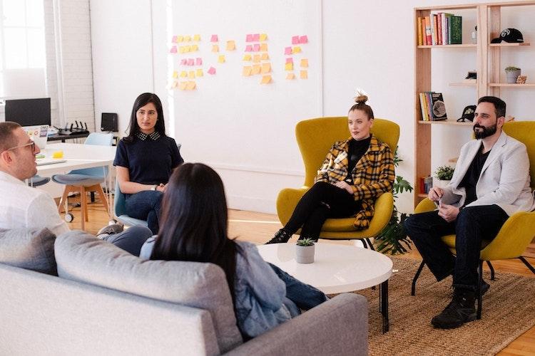 brainstorming per trovare idee