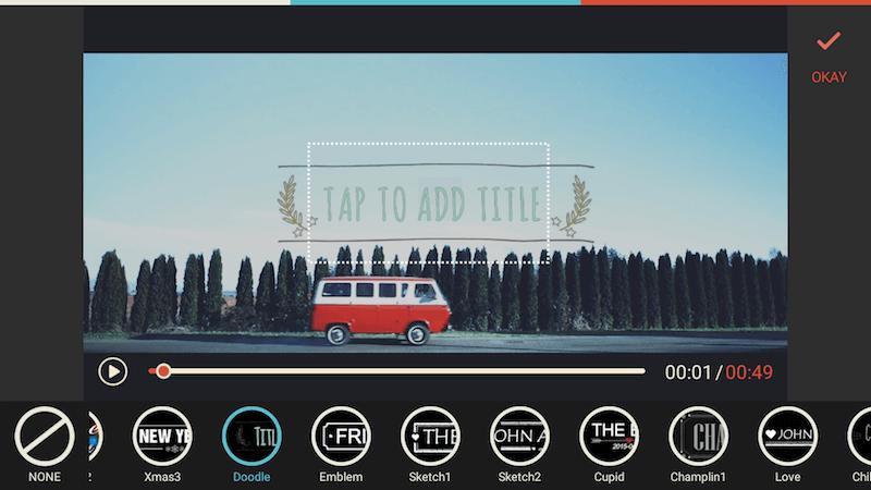 Filmorago software gratuito di video editing
