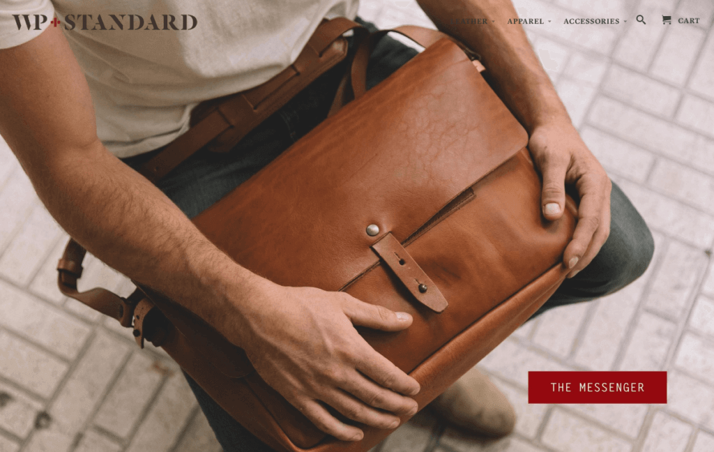 WP Standard Shopify Bags