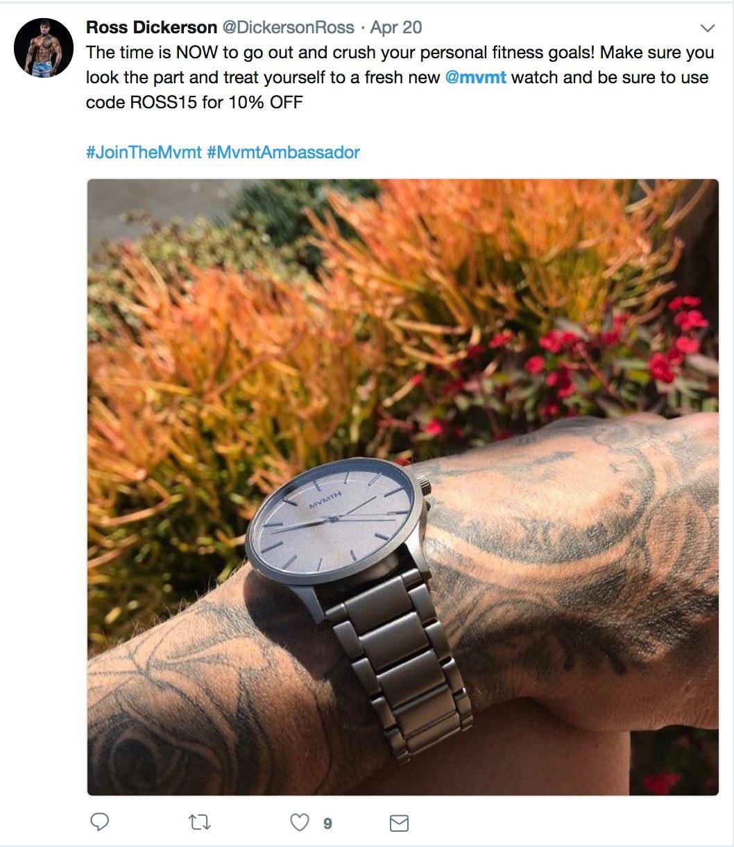 mvmt ambassador - Get more twitter followers
