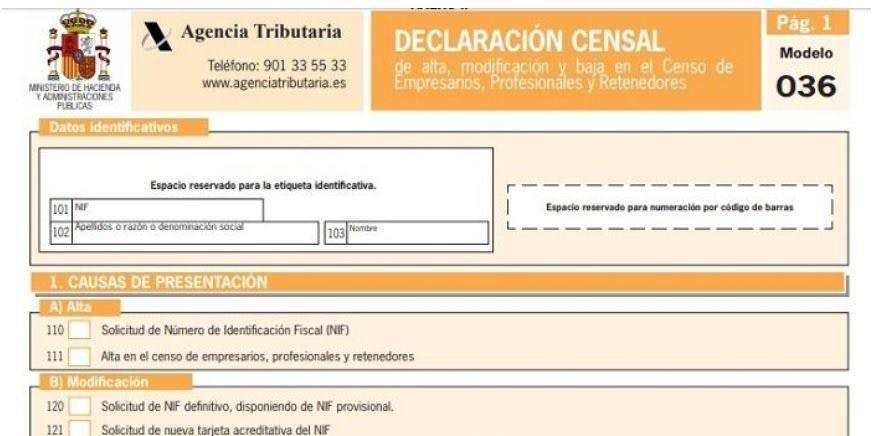 abrir una empresa en España