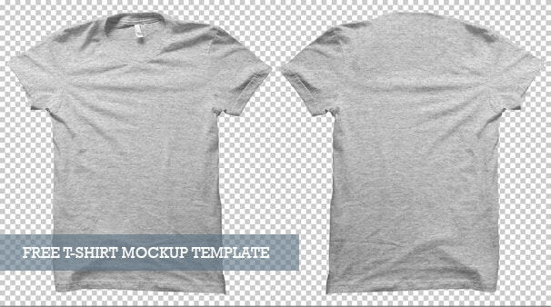Free T-Shirt PSD- Upstate Merch T-shirt template