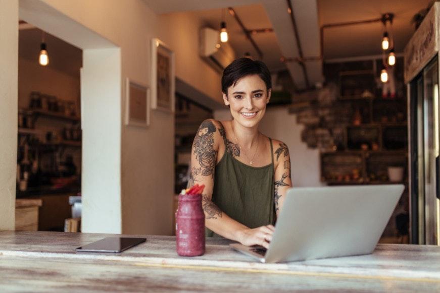 Mãe empreendedora: trabalhar como copywriter