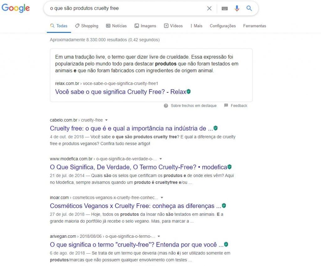 como funciona o SEO no Google