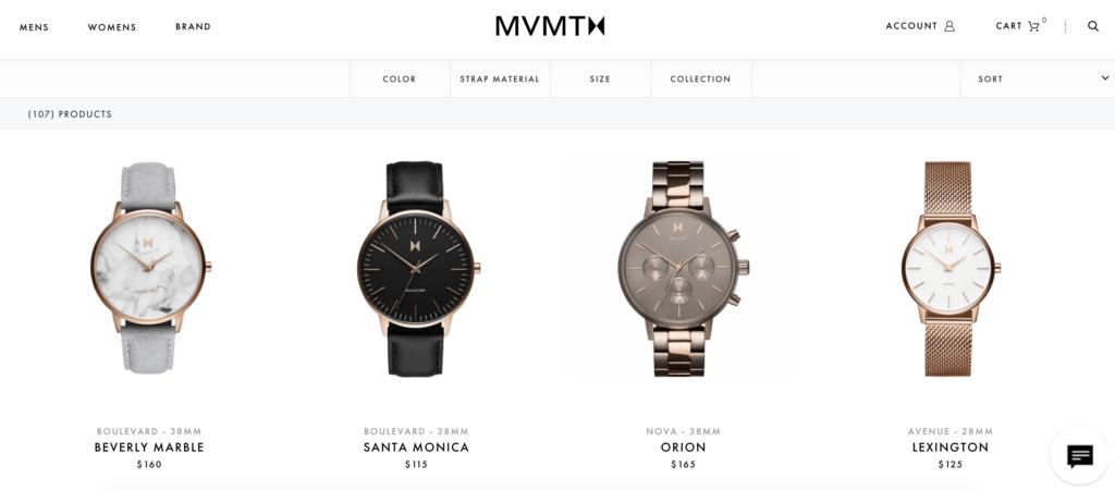 Unternehmen gründen - Beispiel MVMNT Watches