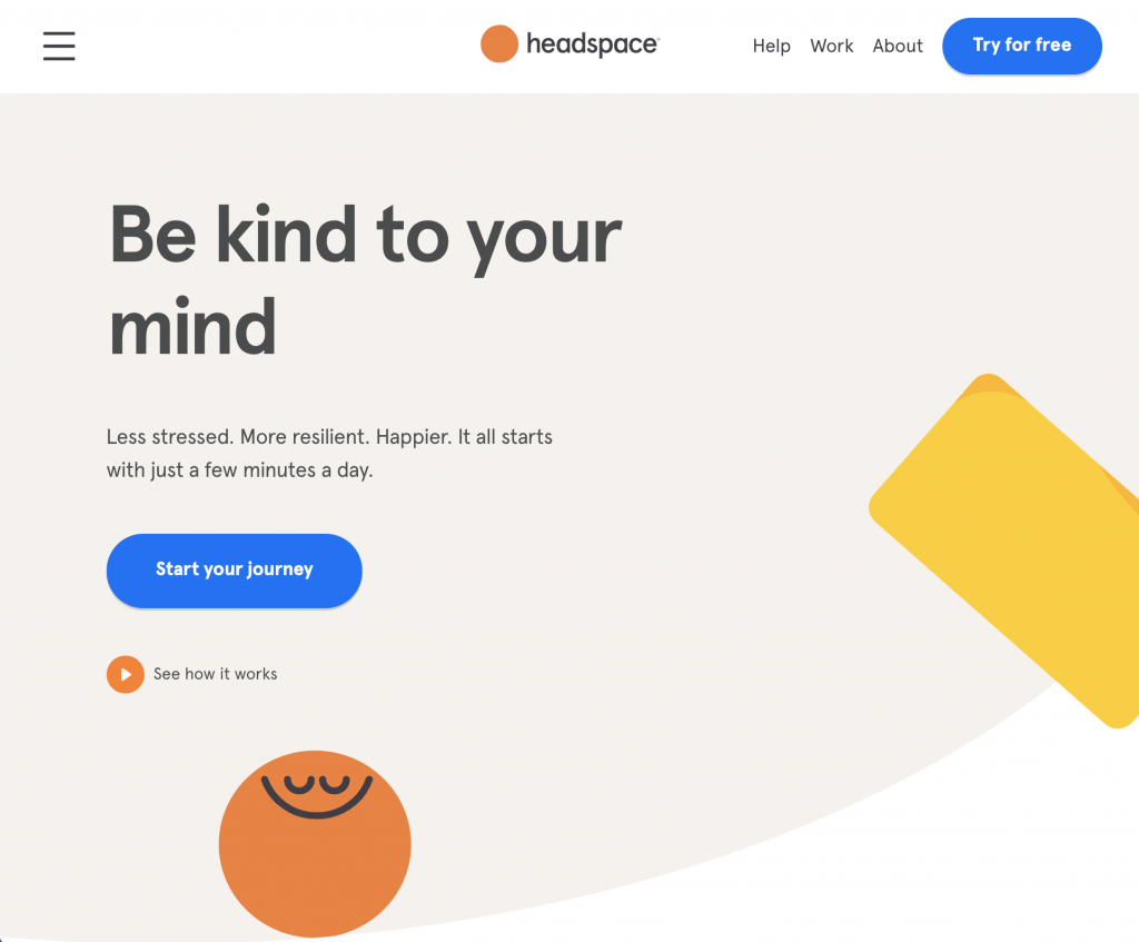 How to Train Your Brain to Be Happy: Headspace Meditation App