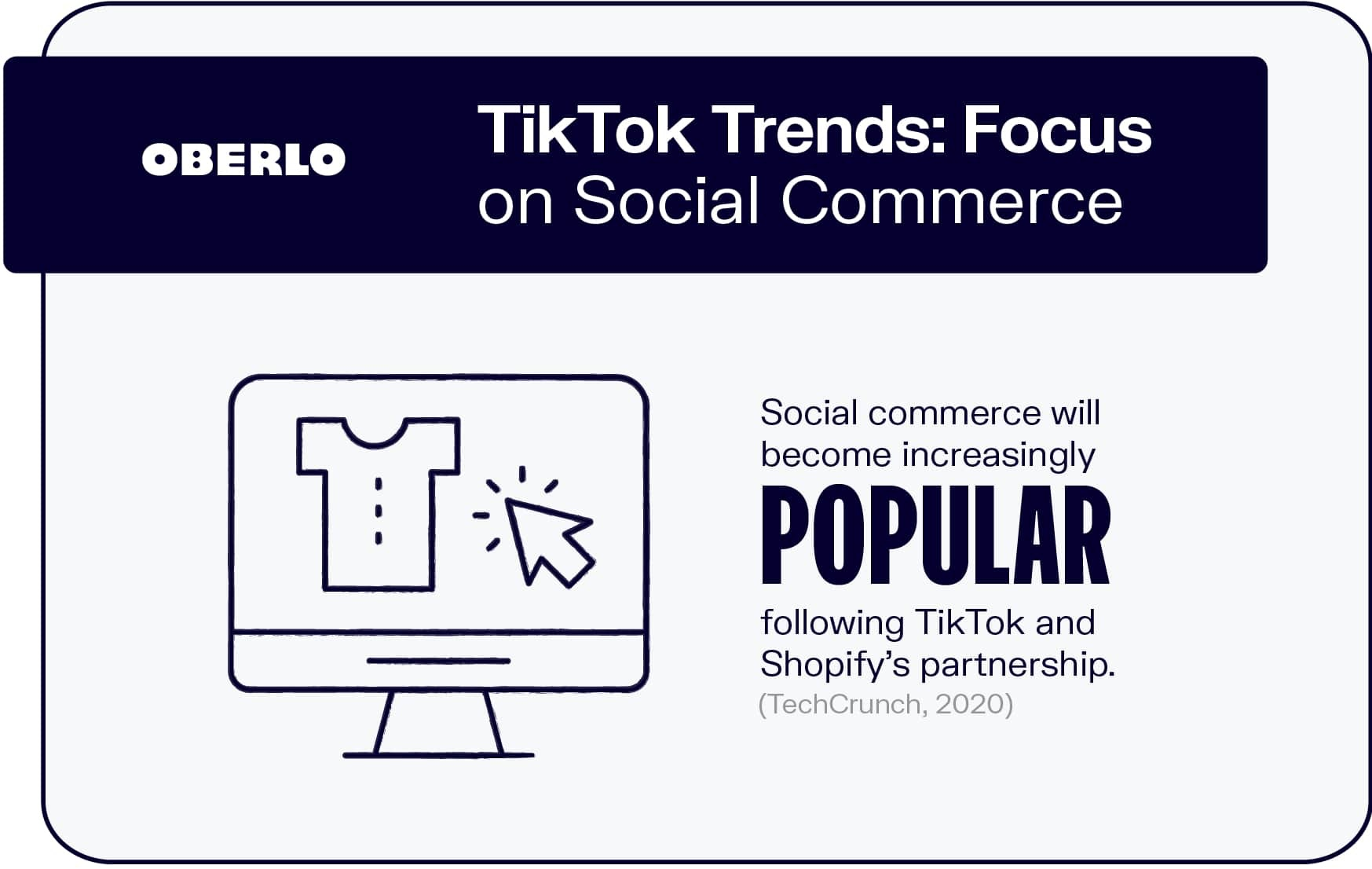 TikTok Trends: Focus on Social Commerce