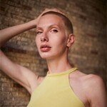 Irma Stefanova, Model, Fashion Blogger