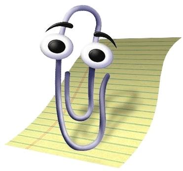 clippy chatbot microsoft