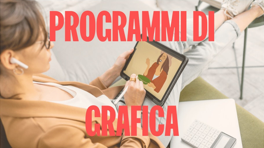 programmi di grafica
