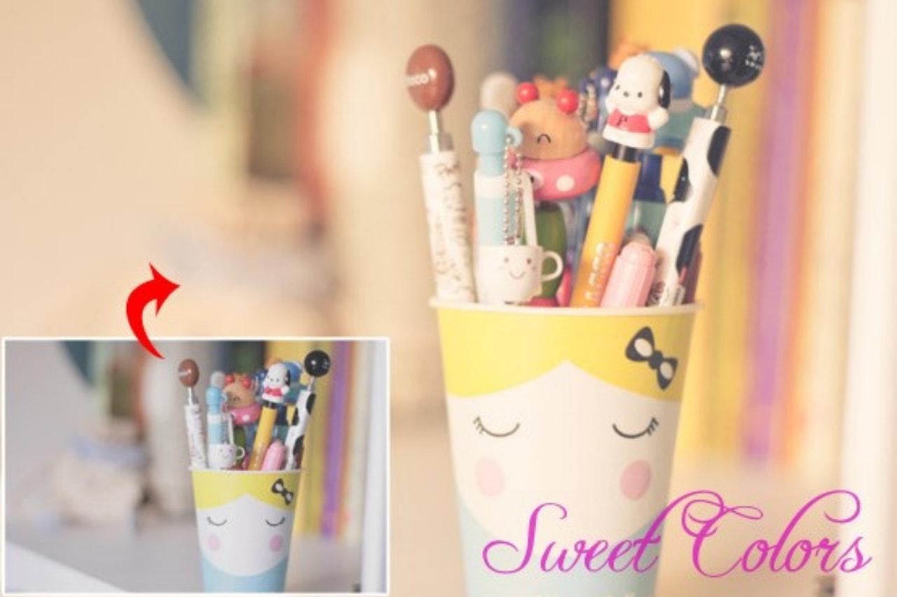 Sweet Colors Lightroom