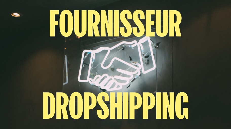 Fournisseur dropshipping