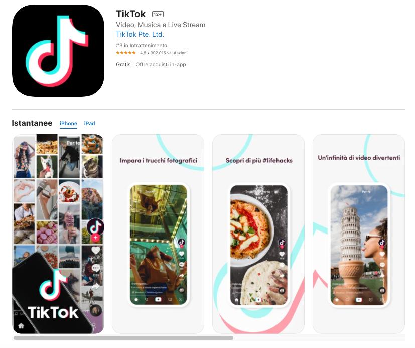 digital marketing trend 2021: TikTok