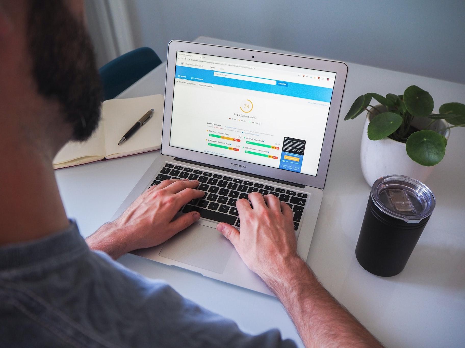 digital marketing trend 2021: core web vitals e user experience