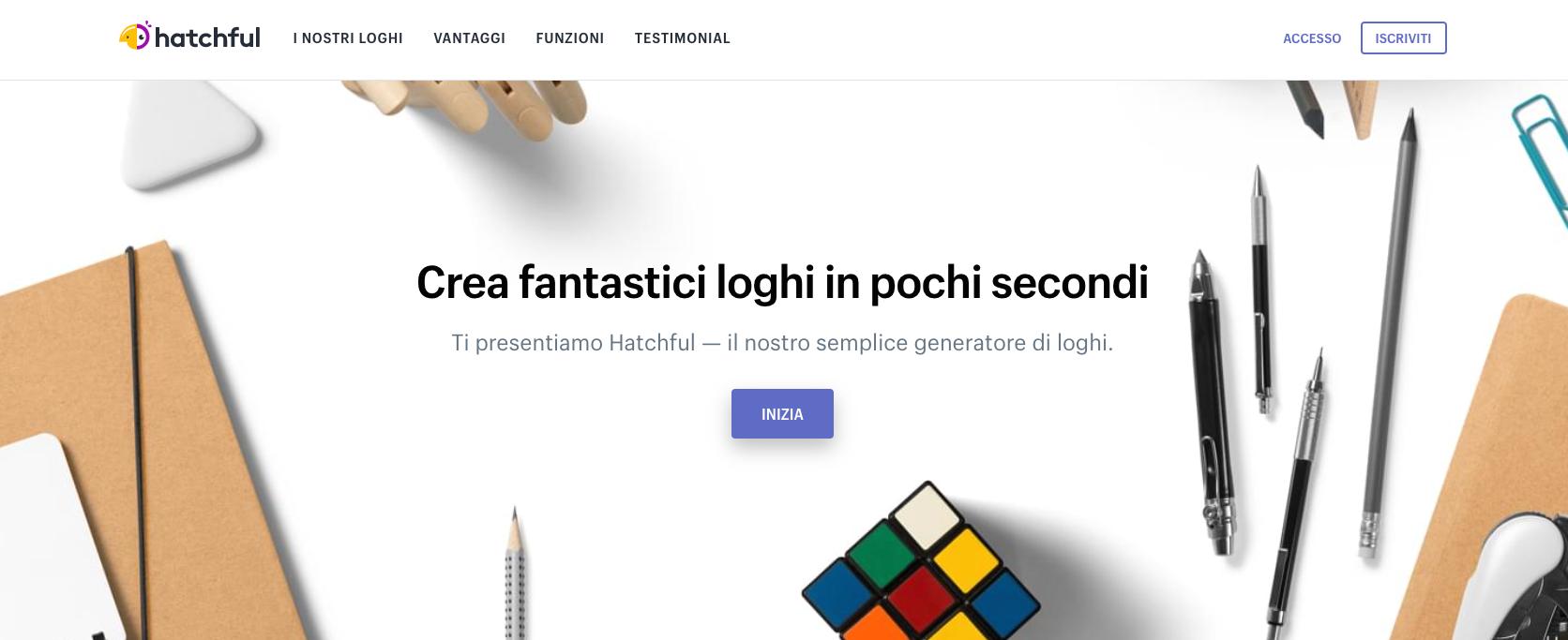 hatchful: come creare un logo