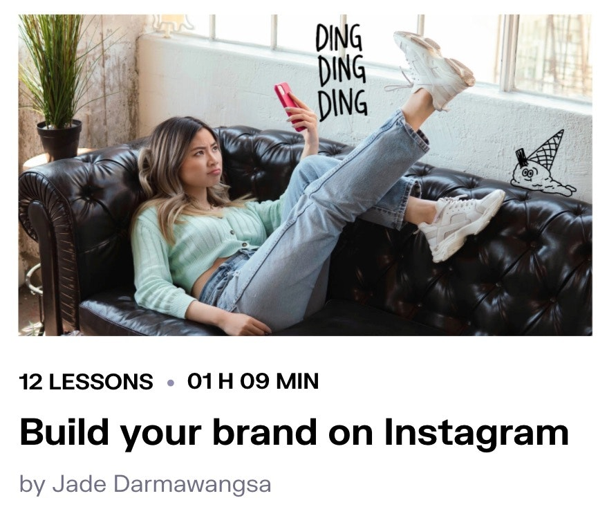 instagram marketing oberlo course