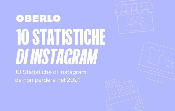 statistiche di instagram 2021
