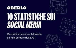 statistiche social media