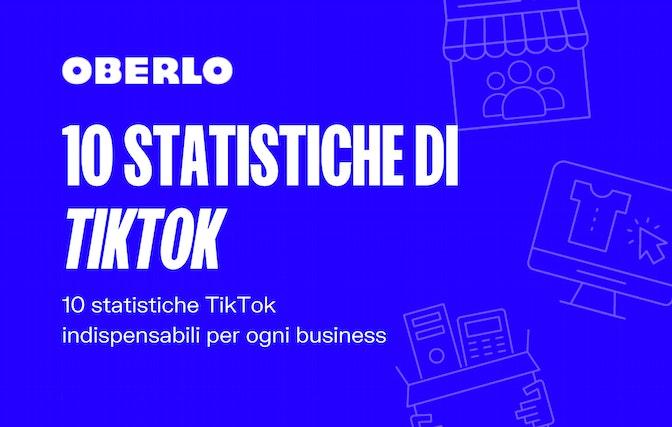 statistiche tiktok
