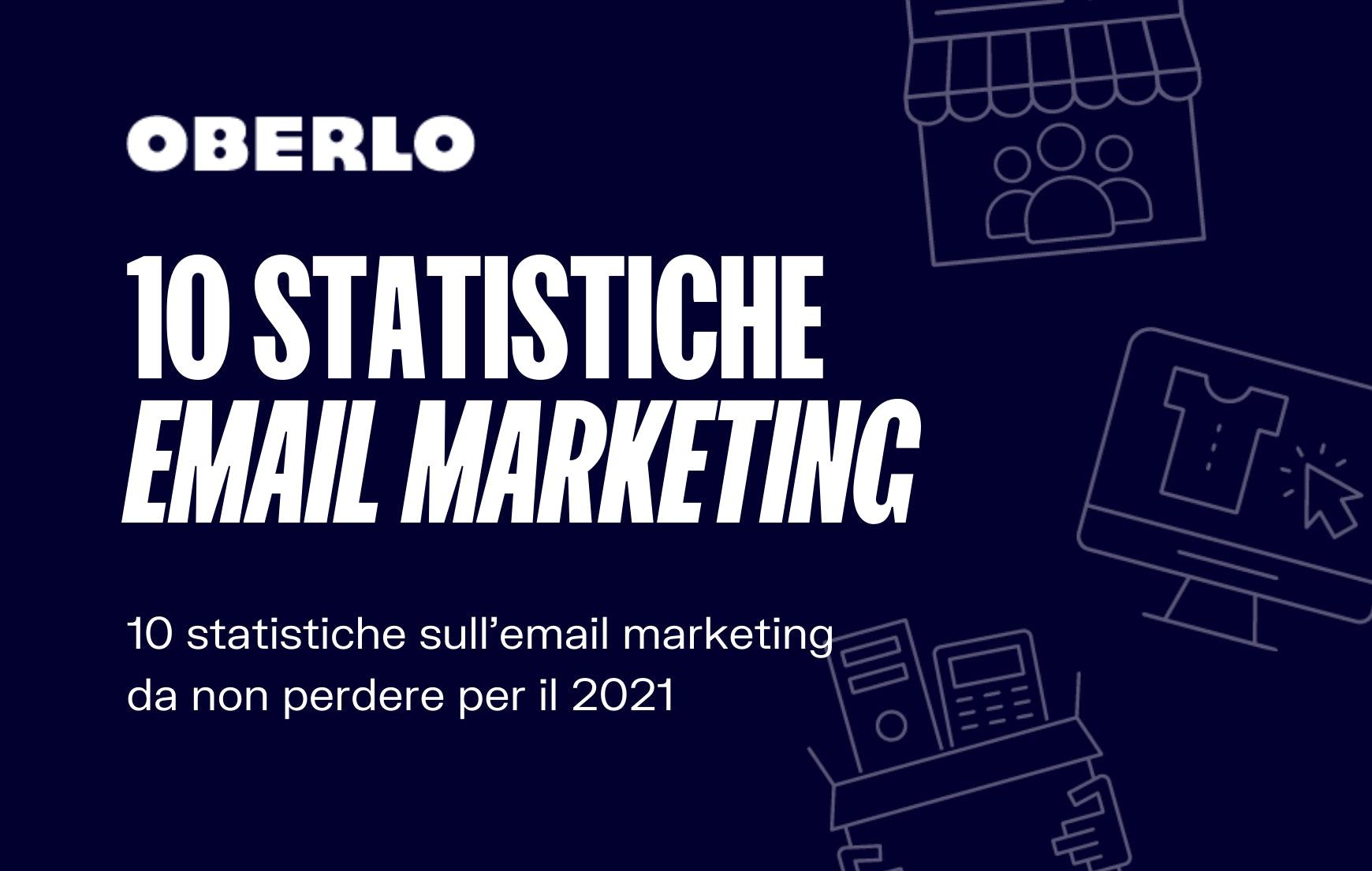statistiche email marketing 2021