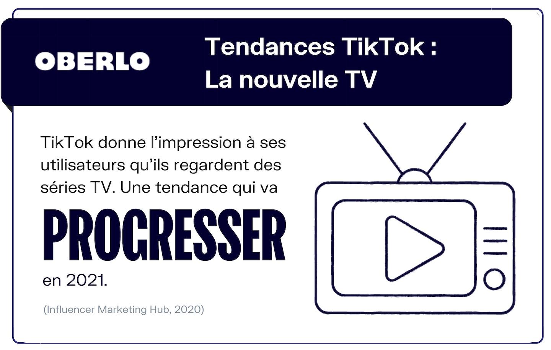 Tendance TikTok TV