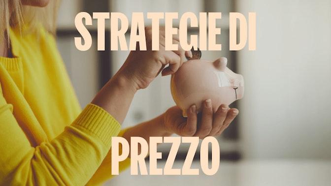 strategie di prezzo