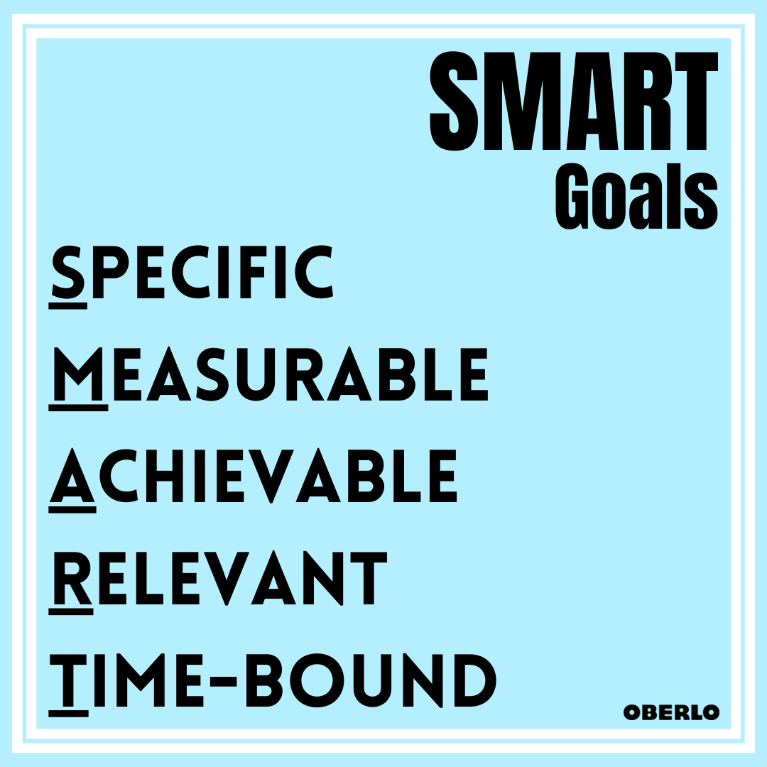 Set SMART New Year's Goals