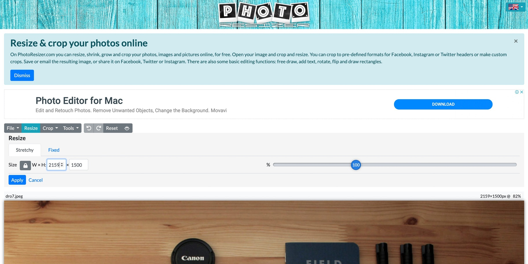 12 Easiest Image Resizer Tools To Resize Image Online Free