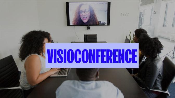 logiciel visioconférence gratuit