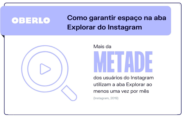 Tendências do Instagram: como garantir um espaço na aba Explorar do Instagram