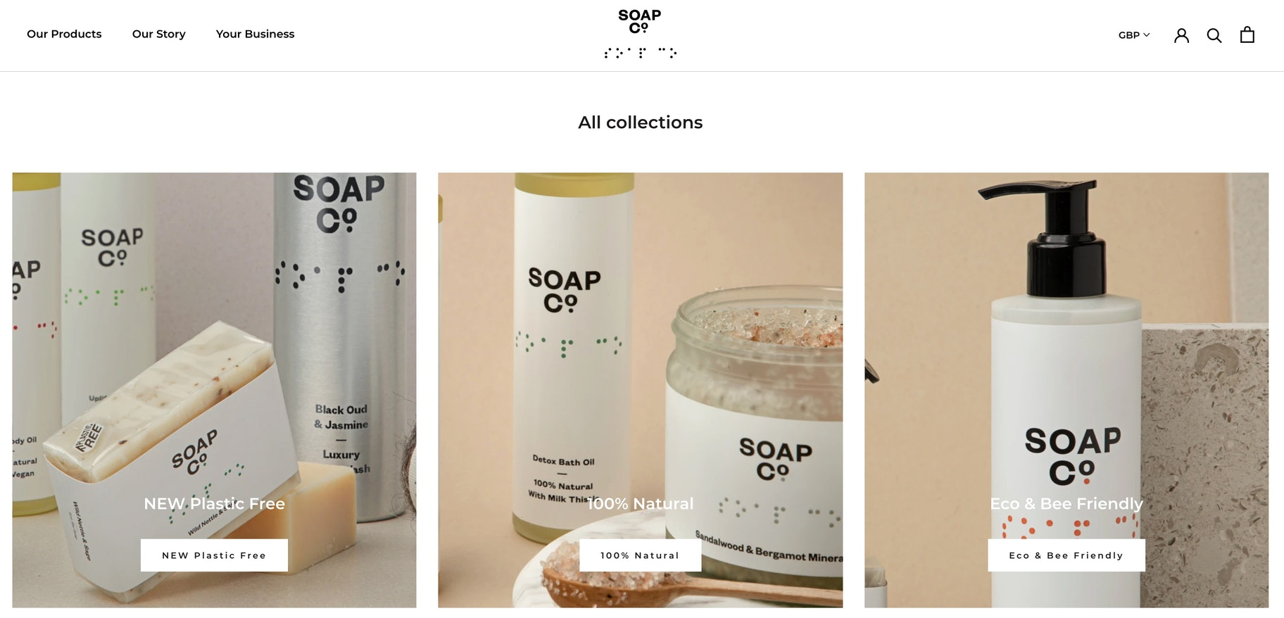 soap co.