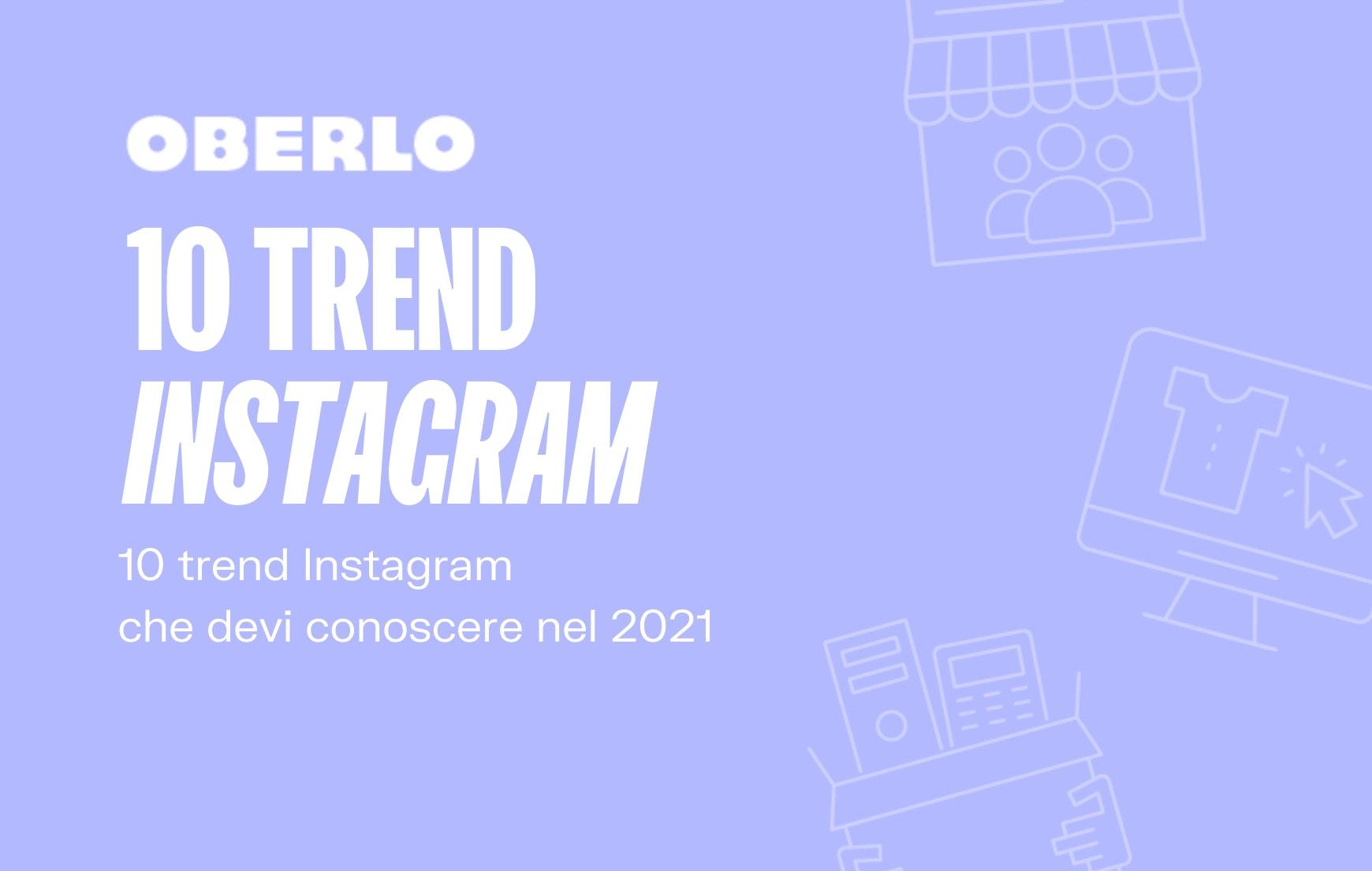 trend instagram 2021