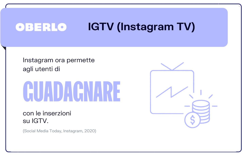 trend instagram 2021: IGTV o Instagram TV