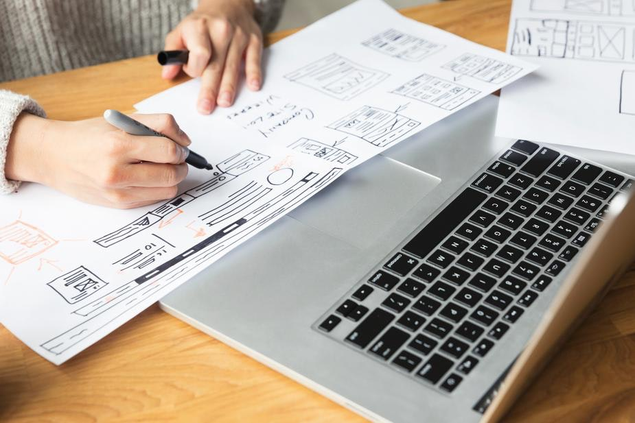 pianificazione al computer