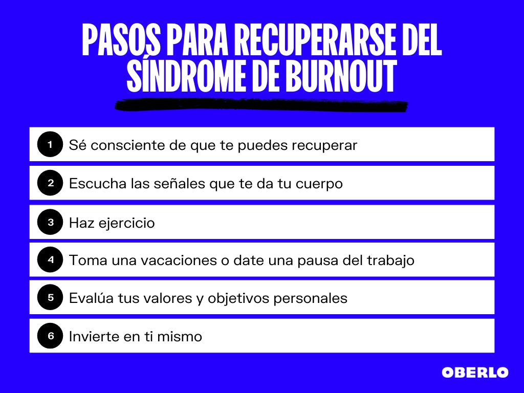 burnout tratamiento
