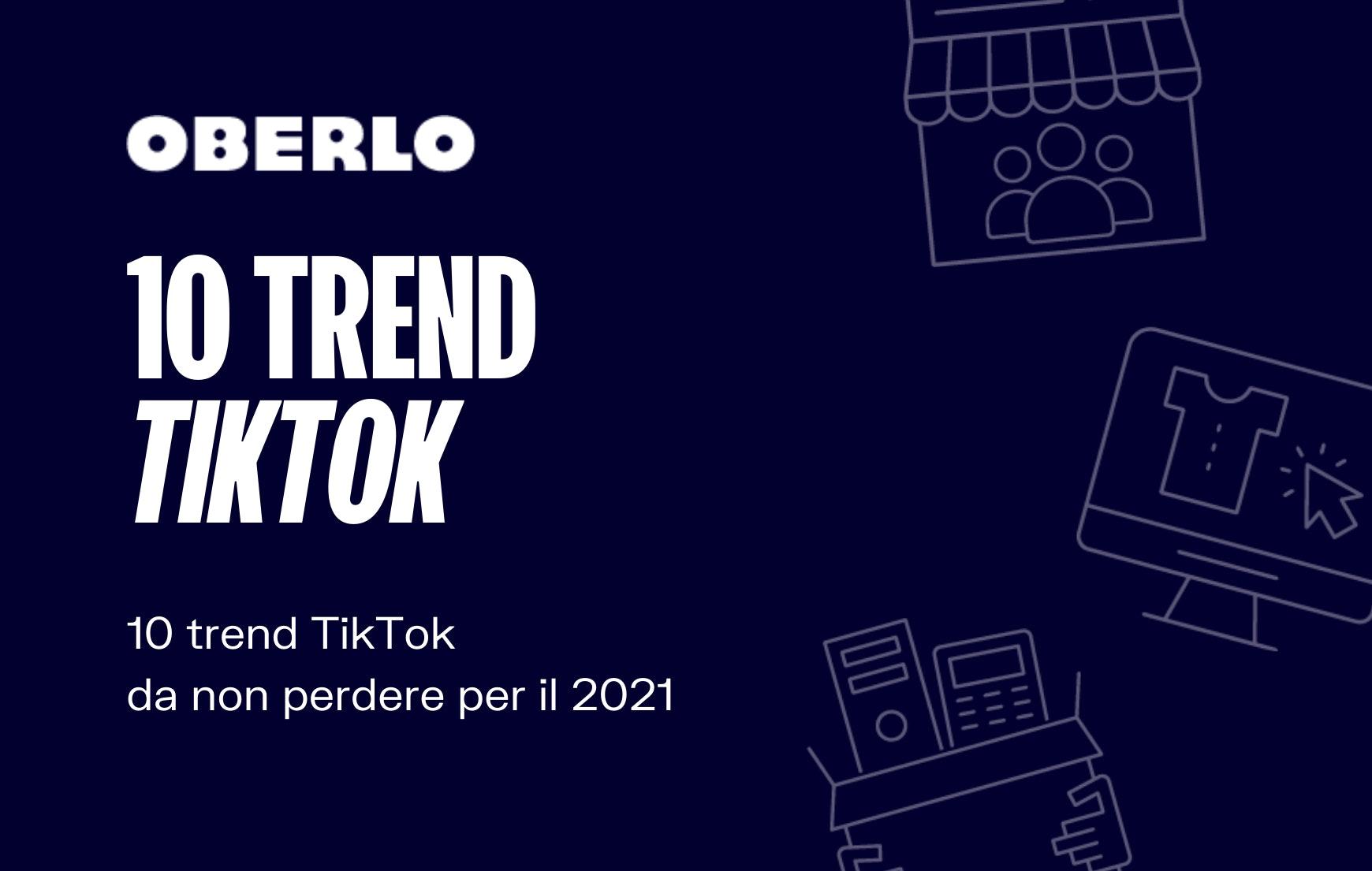 trend tiktok 2021