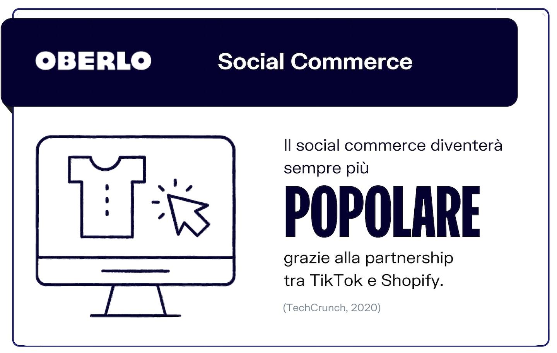 trend tiktok 2021: social commerce