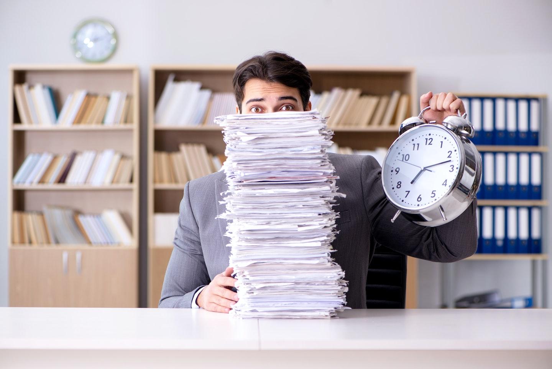 O que é gestão de tempo?