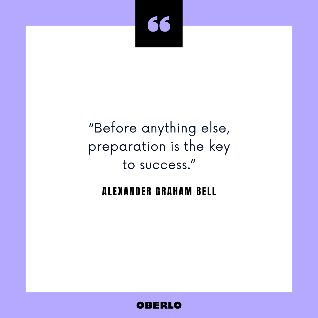 Mid-Career Switch Advice: Alexander Graham Bell Quote