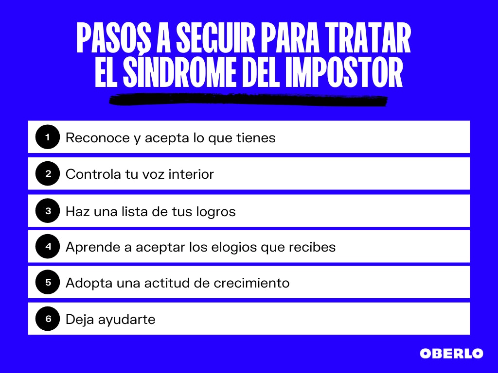 sindrome del impostor tratamiento
