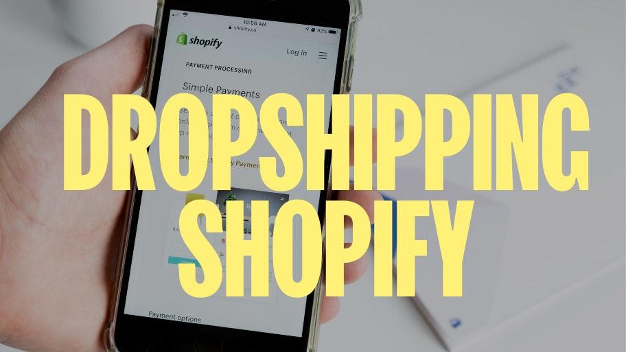 dropshipping avec Shopify