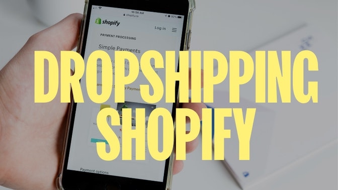 dropshipping avec Shopify