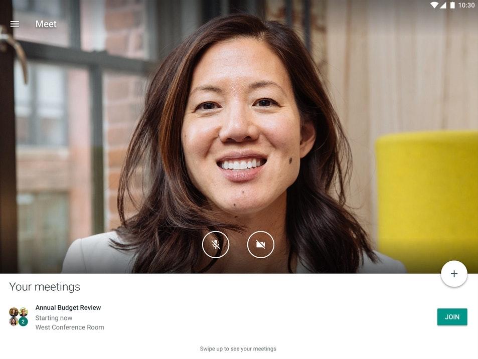 Piattaforme per webinar: Google Meet LiveStream