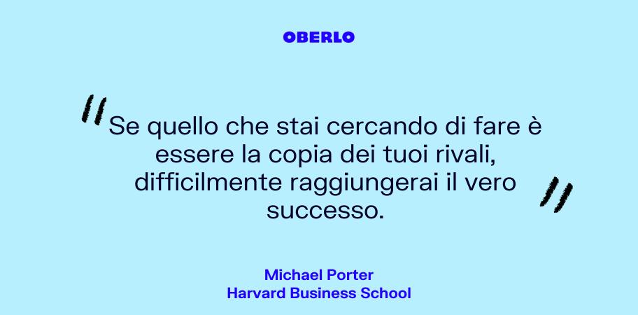 frasi imprenditori: Michael Porter