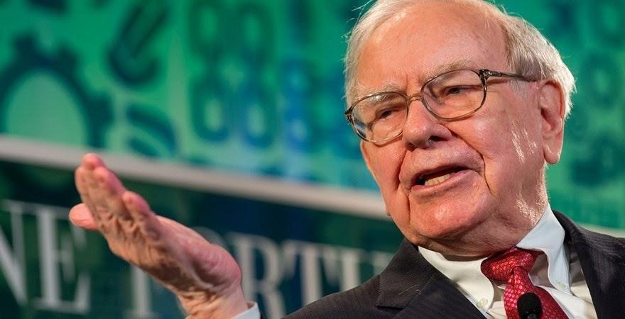 libertà finanziaria: Warren Buffett