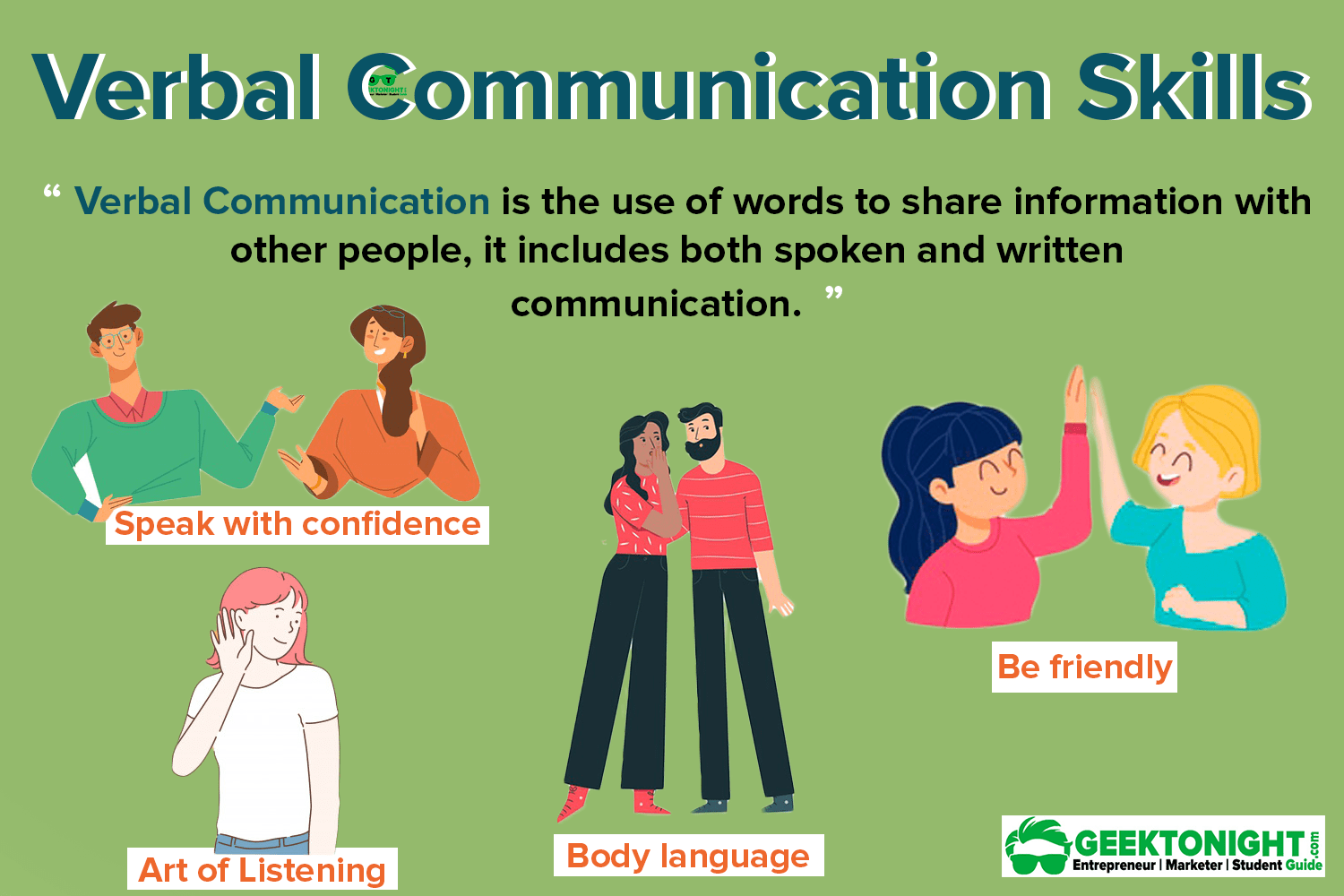 improving verbal communication