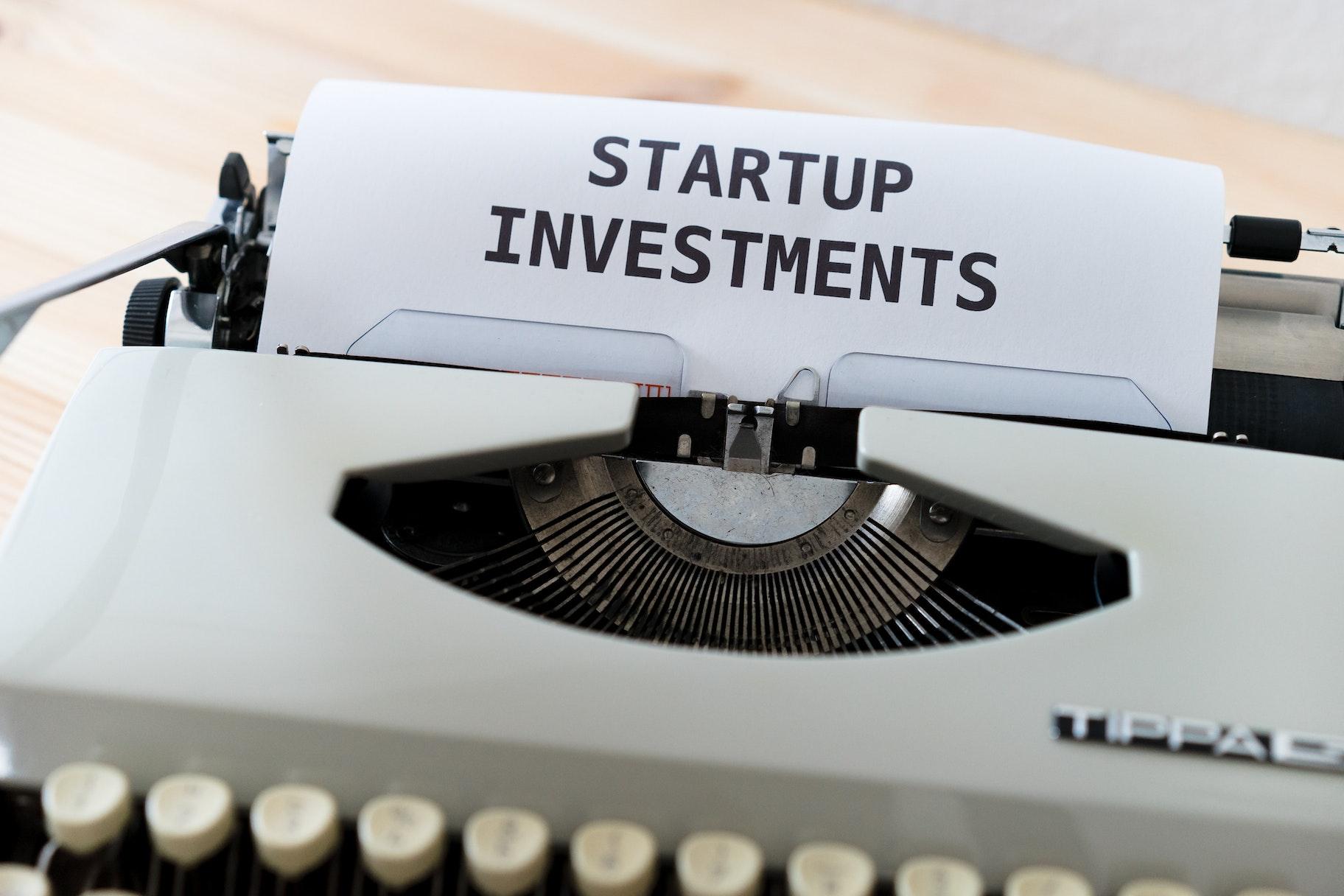 investir dans une startup